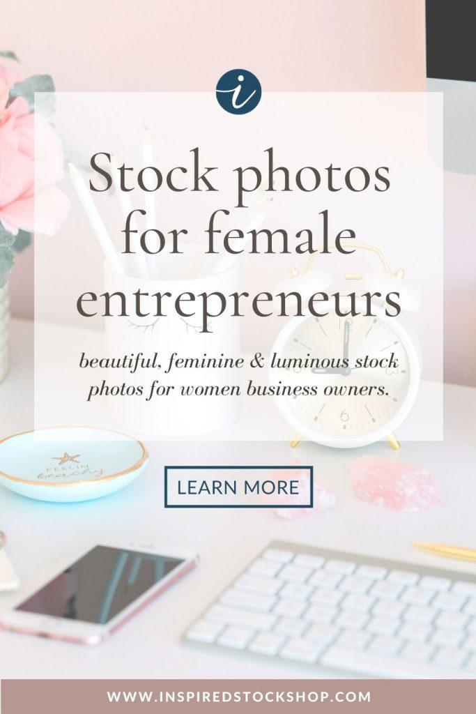 stock photos for female entrepreneurs