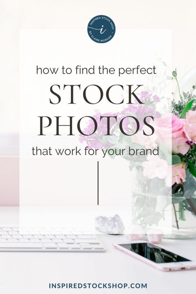 how to find stock photos that work for your brand