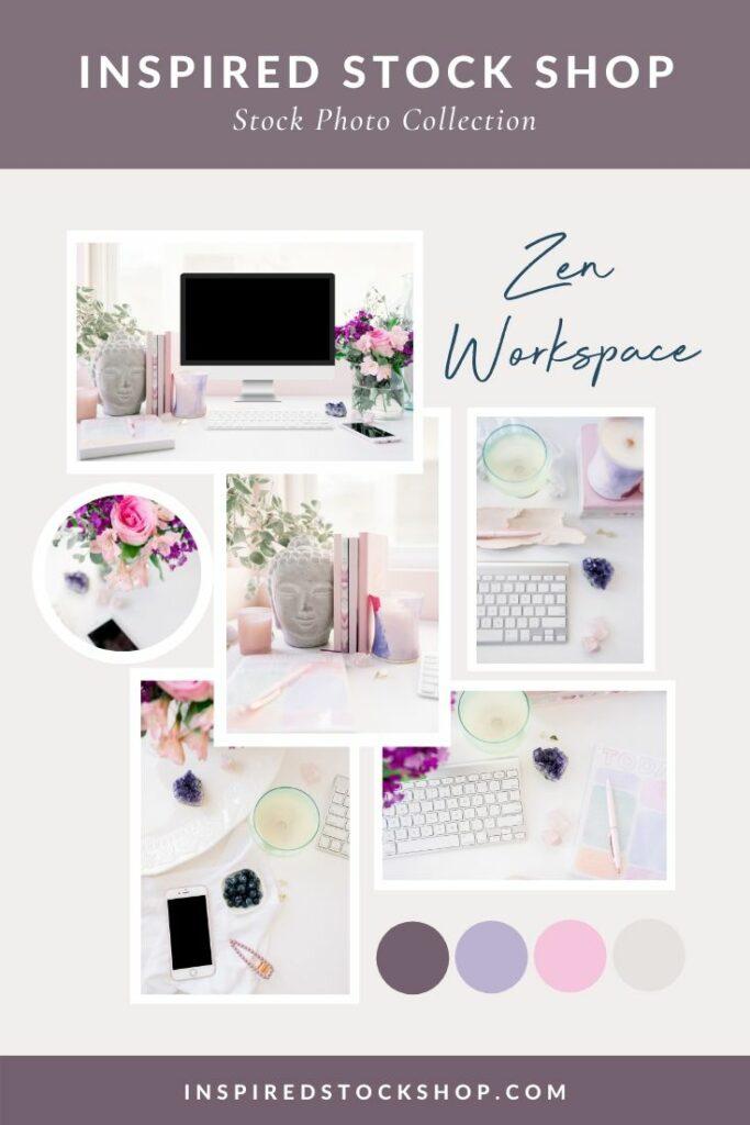 zen-workspace-stock-photos